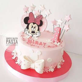 Minnie Mouse Pasta